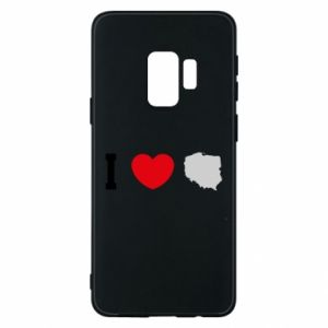 Etui na Samsung S9 Lubię Polskę