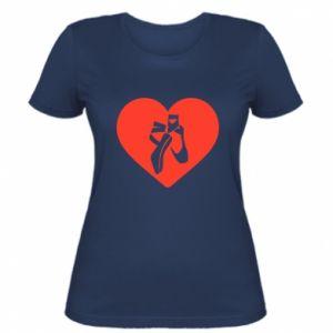 Damska koszulka Lubię tańczyć