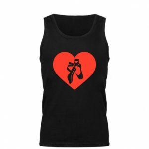 Męska koszulka Lubię tańczyć