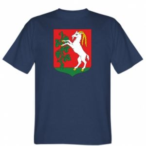 T-shirt Lublin coat of arms