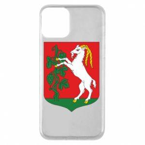 Phone case for iPhone 11 Lublin coat of arms