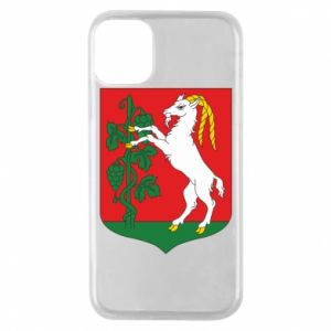 Phone case for iPhone 11 Pro Lublin coat of arms