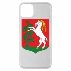 Phone case for iPhone 11 Pro Max Lublin coat of arms