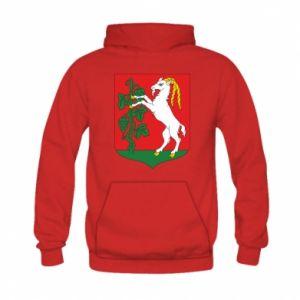 Kid's hoodie Lublin coat of arms