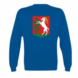 Kid's sweatshirt Lublin coat of arms