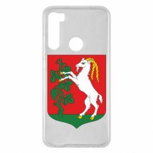 Xiaomi Redmi Note 8 Case Lublin coat of arms