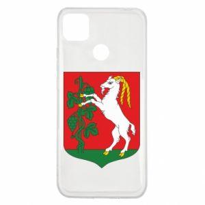 Etui na Xiaomi Redmi 9c Lublin herb
