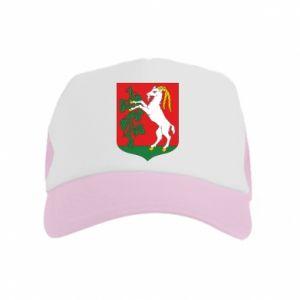 Kid's Trucker Hat Lublin coat of arms