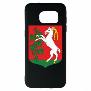 Samsung S7 EDGE Case Lublin coat of arms