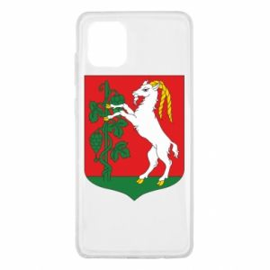 Samsung Note 10 Lite Case Lublin coat of arms