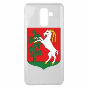 Samsung J8 2018 Case Lublin coat of arms