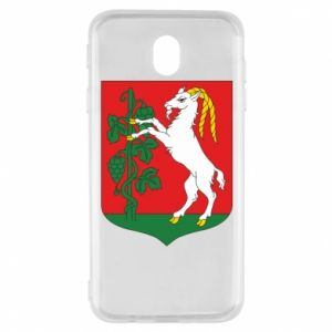 Samsung J7 2017 Case Lublin coat of arms