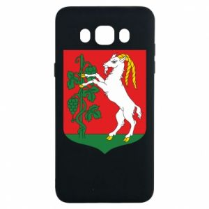 Samsung J7 2016 Case Lublin coat of arms