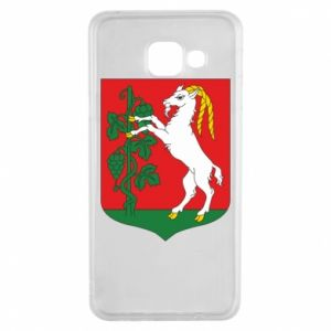 Samsung A3 2016 Case Lublin coat of arms