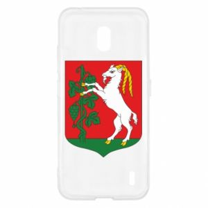 Nokia 2.2 Case Lublin coat of arms