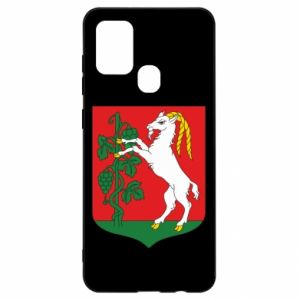 Samsung A21s Case Lublin coat of arms