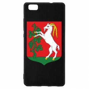 Huawei P8 Lite Case Lublin coat of arms