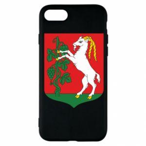 Etui na iPhone SE 2020 Lublin herb