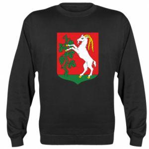 Sweatshirt Lublin coat of arms