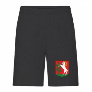 Men's shorts Lublin coat of arms