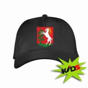 Kids' cap Lublin coat of arms