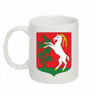 Mug 330ml Lublin coat of arms