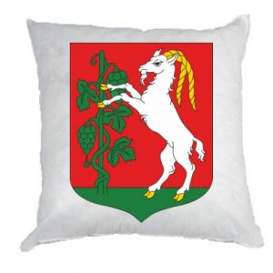 Pillow Lublin coat of arms