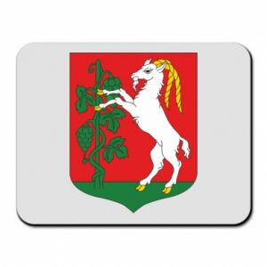 Mouse pad Lublin coat of arms