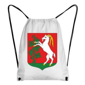 Backpack-bag Lublin coat of arms