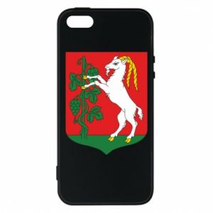 Phone case for iPhone 5/5S/SE Lublin coat of arms
