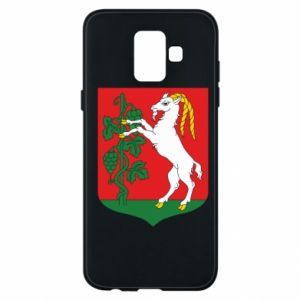 Phone case for Samsung A6 2018 Lublin coat of arms