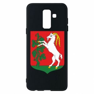 Phone case for Samsung A6+ 2018 Lublin coat of arms