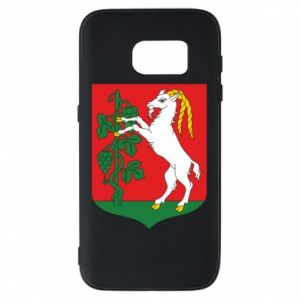 Phone case for Samsung S7 Lublin coat of arms