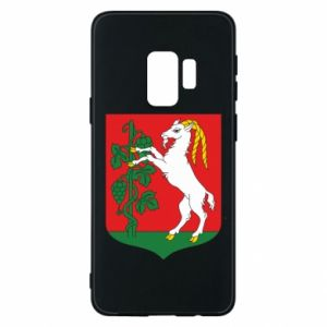 Samsung S9 Case Lublin coat of arms