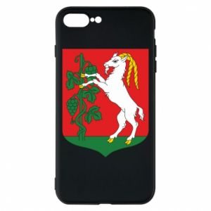 Phone case for iPhone 8 Plus Lublin coat of arms