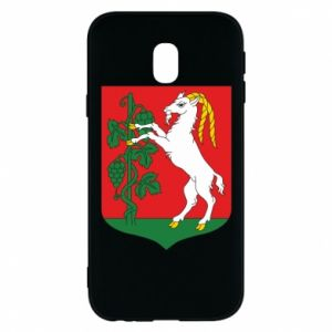 Phone case for Samsung J3 2017 Lublin coat of arms