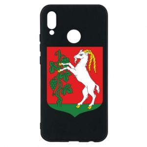 Phone case for Huawei P20 Lite Lublin coat of arms