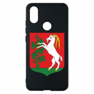 Phone case for Xiaomi Mi A2 Lublin coat of arms