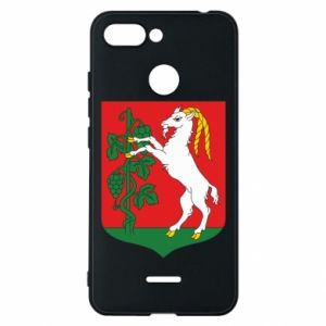 Phone case for Xiaomi Redmi 6 Lublin coat of arms