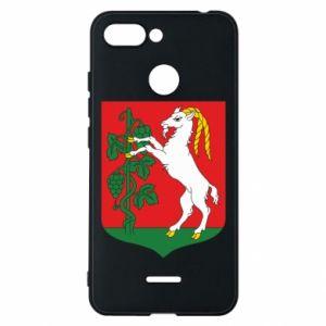 Xiaomi Redmi 6 Case Lublin coat of arms