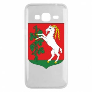 Phone case for Samsung J3 2016 Lublin coat of arms