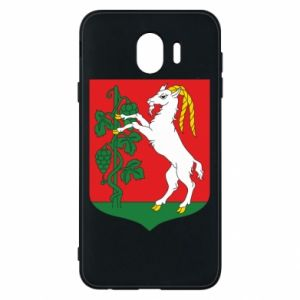 Phone case for Samsung J4 Lublin coat of arms