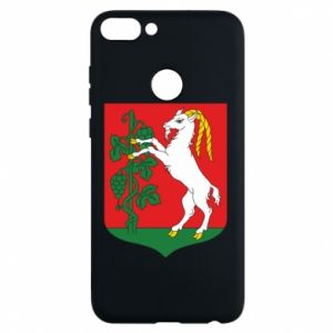 Phone case for Huawei P Smart Lublin coat of arms