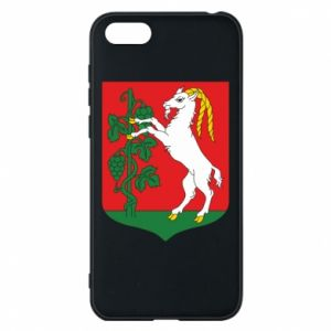 Phone case for Huawei Y5 2018 Lublin coat of arms