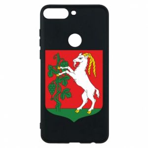 Phone case for Huawei Y7 Prime 2018 Lublin coat of arms