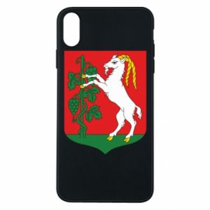 Phone case for iPhone Xs Max Lublin coat of arms