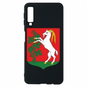 Samsung A7 2018 Case Lublin coat of arms