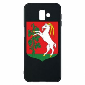 Phone case for Samsung J6 Plus 2018 Lublin coat of arms