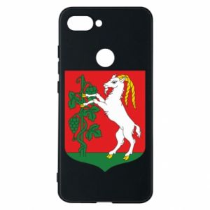 Phone case for Xiaomi Mi8 Lite Lublin coat of arms