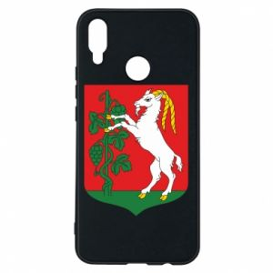 Phone case for Huawei P Smart Plus Lublin coat of arms